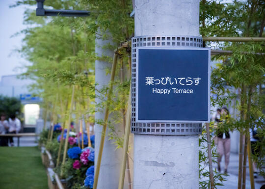 Happy Terrace