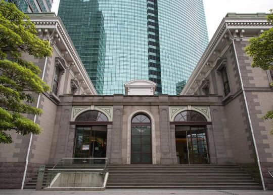 Old Shimbashi Station