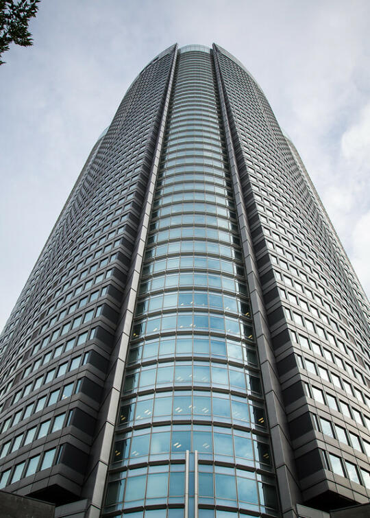 Building in Roppongi Hills