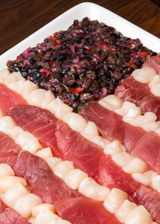 Sushi flag!