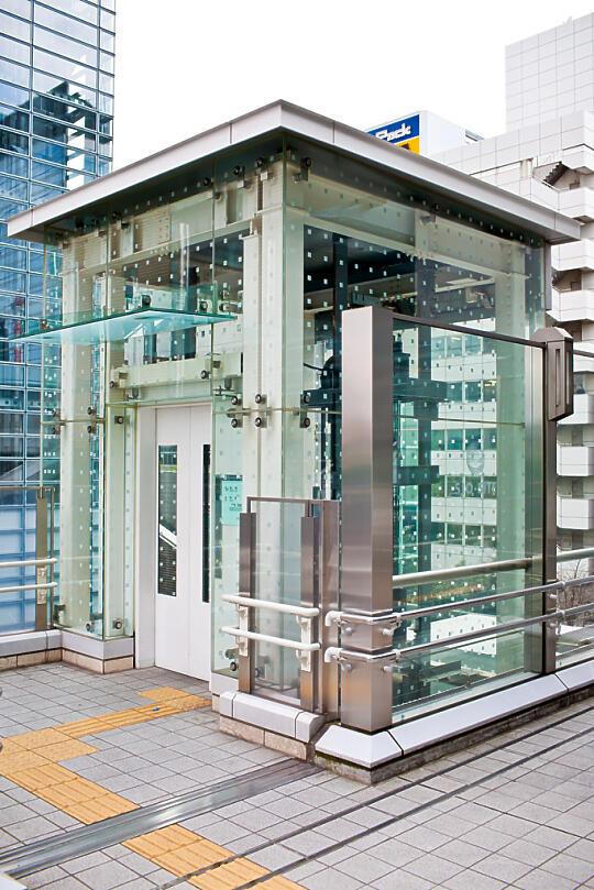 Fancy elevator