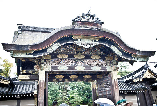 Nijo Castle Inner Gate