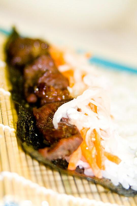 Banh Mi Sushi