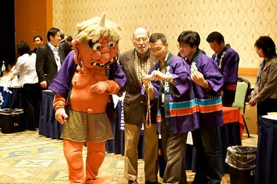 Sake Mascot
