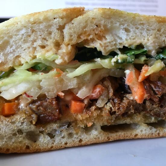 Mendocino Farms banh mi