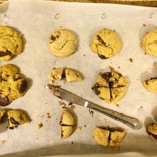 Cookie sampling