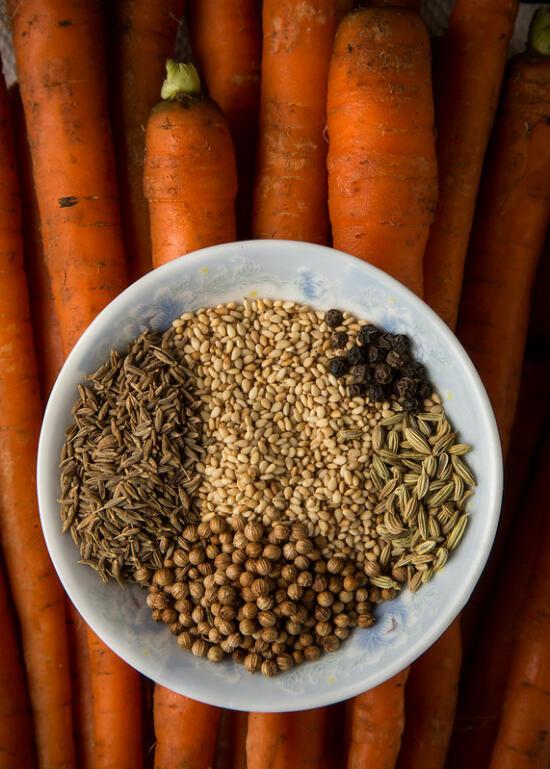 Dukkah Spice Mix