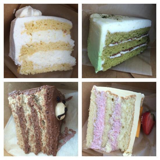 Caroline Adobo Cakes