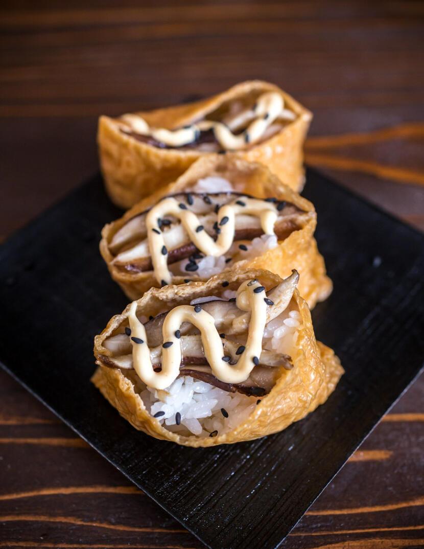 Mushroom inari