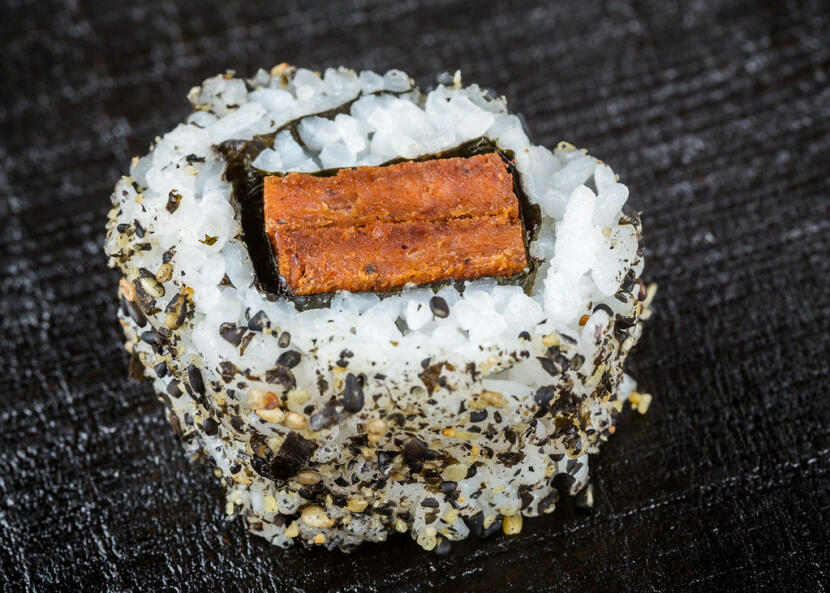 spam musubi roll
