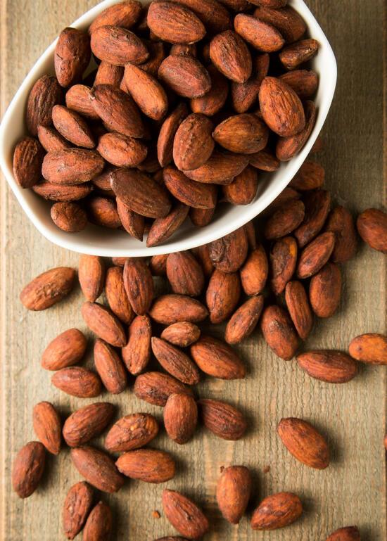 shoyu almonds