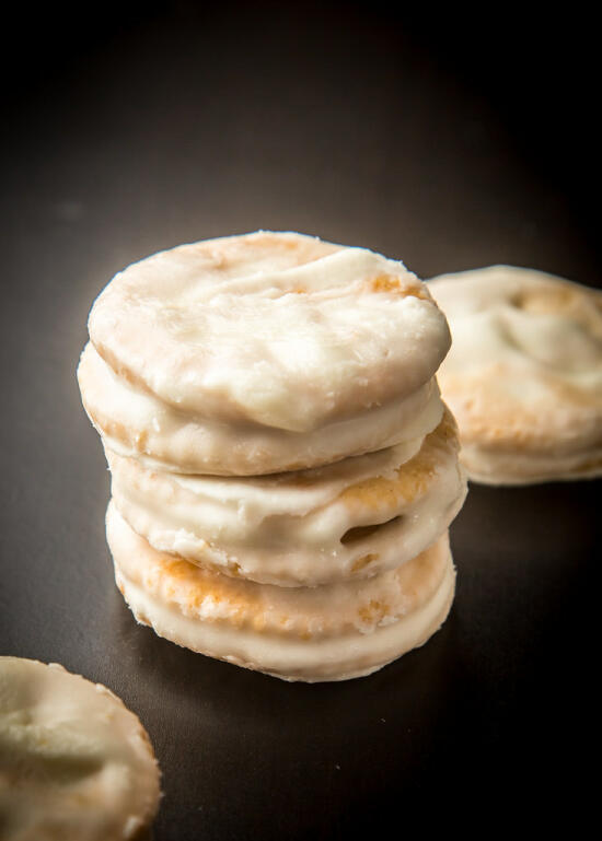 ritz cracker peanut butter sandwich cookies
