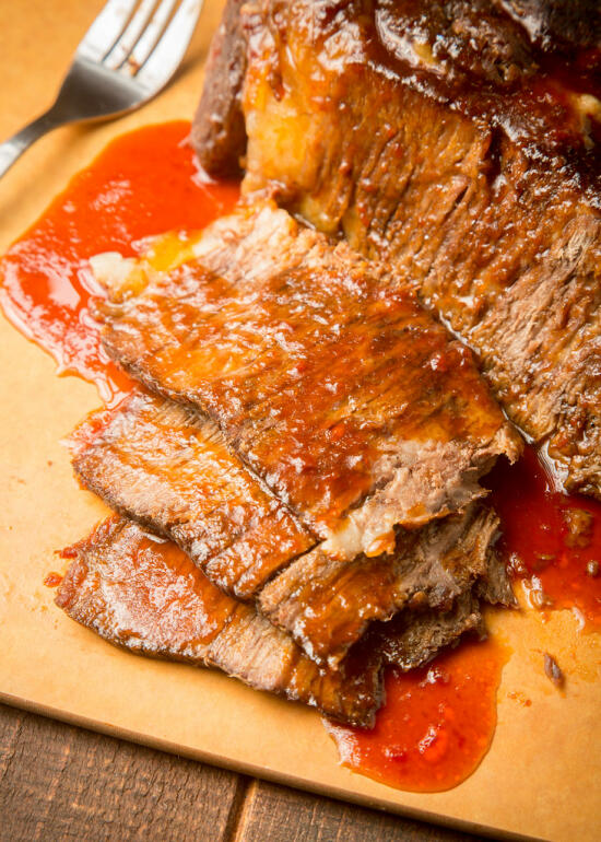 lazy man's pot roast